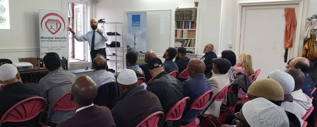 mosque security training